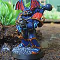 Space marine Tactique Night Lords 9