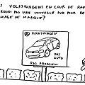 Quand volkswagen rappelle ses voitures !