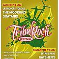 Festival Tribal Roch Pessat Villeneuve 63