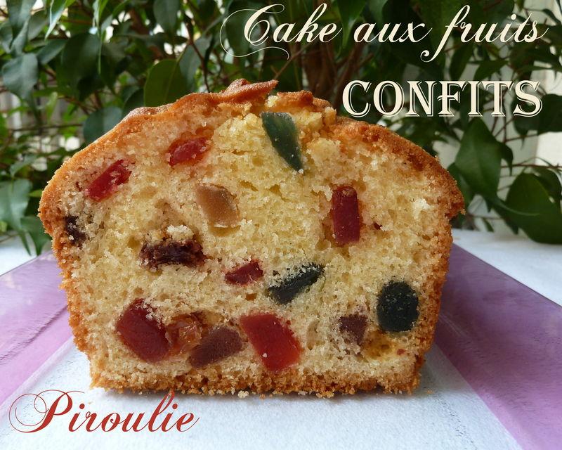 Cake De Sophie Noix