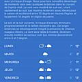 L'analyse et la décision météo ...