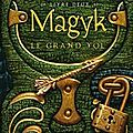 Magyk, le grand vol