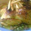 poulets aux olives