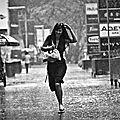 Pourquoi je l'aime bien, la pluie ?