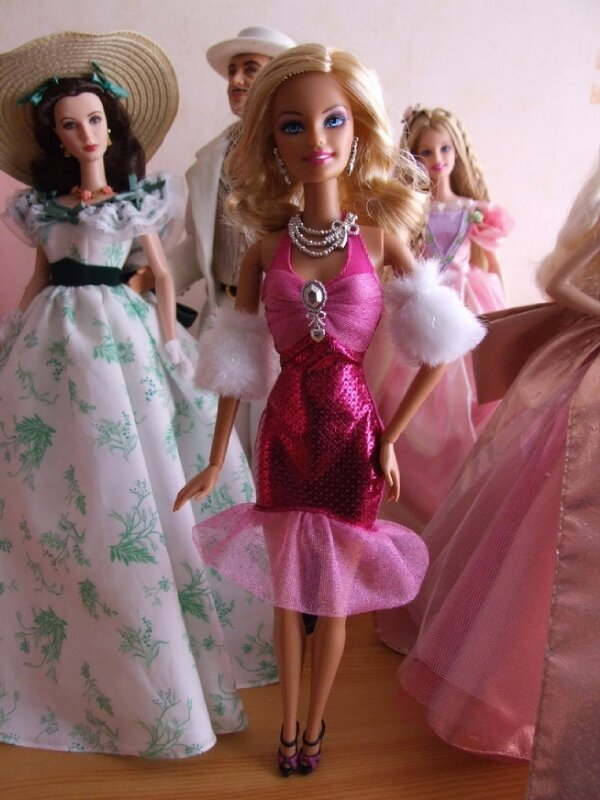 Barbie Fashionista 2009