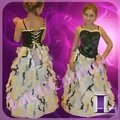 Robe du concours - robe d'alice