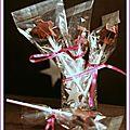 Buffet d'anniversaire de ma fille, acte iii: sucettes au chocolat, miel et noix