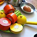 La tarte citron/carotte