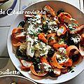 Salade cesar revisitée