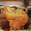 '<b>Leighton</b>'s Flaming June' at The Frick Collection