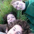 Nous 3 dans l'herbe