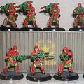 unités de spetsnatzs kommandos pour mon régiment du red blok