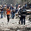 128 journalistes tués en 2014 à travers le monde, avec israël en tête de liste des coupables