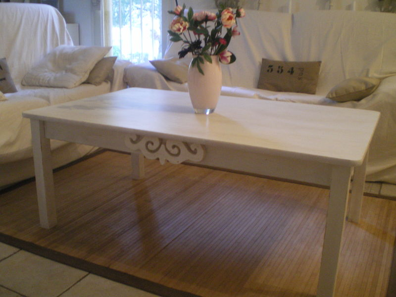 Nouvelle Coffe Table  Atelier Scaramouche