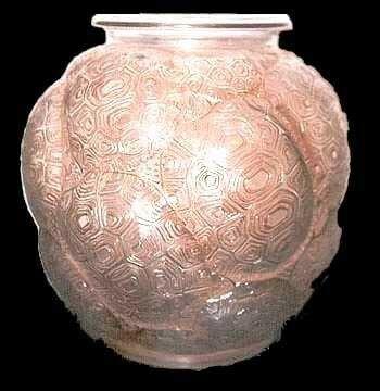 Vase - Tortues