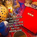 LE VRAI <b>PORTEFEUILLE</b> <b>MAGIQUE</b>, PORTE MONNAIE <b>MAGIQUE</b> MARABOUT