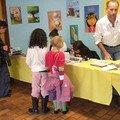 Les enfants apprécient le N° spécial du fanzine qui leur est destiné