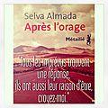 <b>APRÈS</b> <b>L</b>'<b>ORAGE</b> - Selva ALMADA
