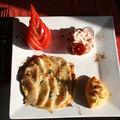 tarte roquefort poires