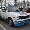 <b>HONDA</b> Civic 5-Speed berline 3 portes 1978