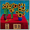 David Hockney's 30 Sunflowers achieves US$14.8 miilion at Sotheby's Hong Kong