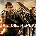 <b>Edge</b> <b>of</b> <b>Tomorrow</b> - Doug Liman - Juin 2014