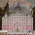 L'hôtel Grand Budapest / The Grand Budapest Hotel (2014)