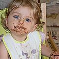 C'est bon le chocolat !