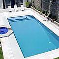 Les types de <b>piscines</b>
