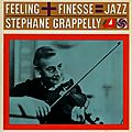 Stéphane Grappelli - 1962 - Feeling + Finesse = Jazz (Atlantic)