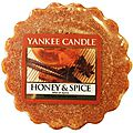 Honey and spice, yankee candle