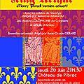 King Arthur, Jeudi 26 juin 2014, château de <b>Pibrac</b>, 21h30