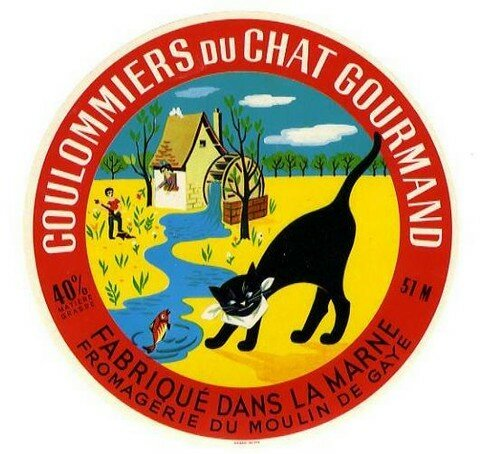 x1Coulommiers du Chat Gourmand