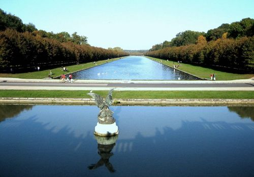 Fontainebleau-canal