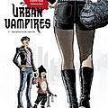 Urban vampires, Tome 1, Une <b>affaire</b> de <b>famille</b>, écrit par Corbeyran et illustré par Kowalski