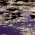 Brian Willson: Things Heard Unheard (Deep Listening - 2005)