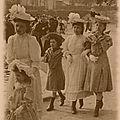 1906 - EN FRANCE, LES COMMERCES FERMENT LE DIMANCHE