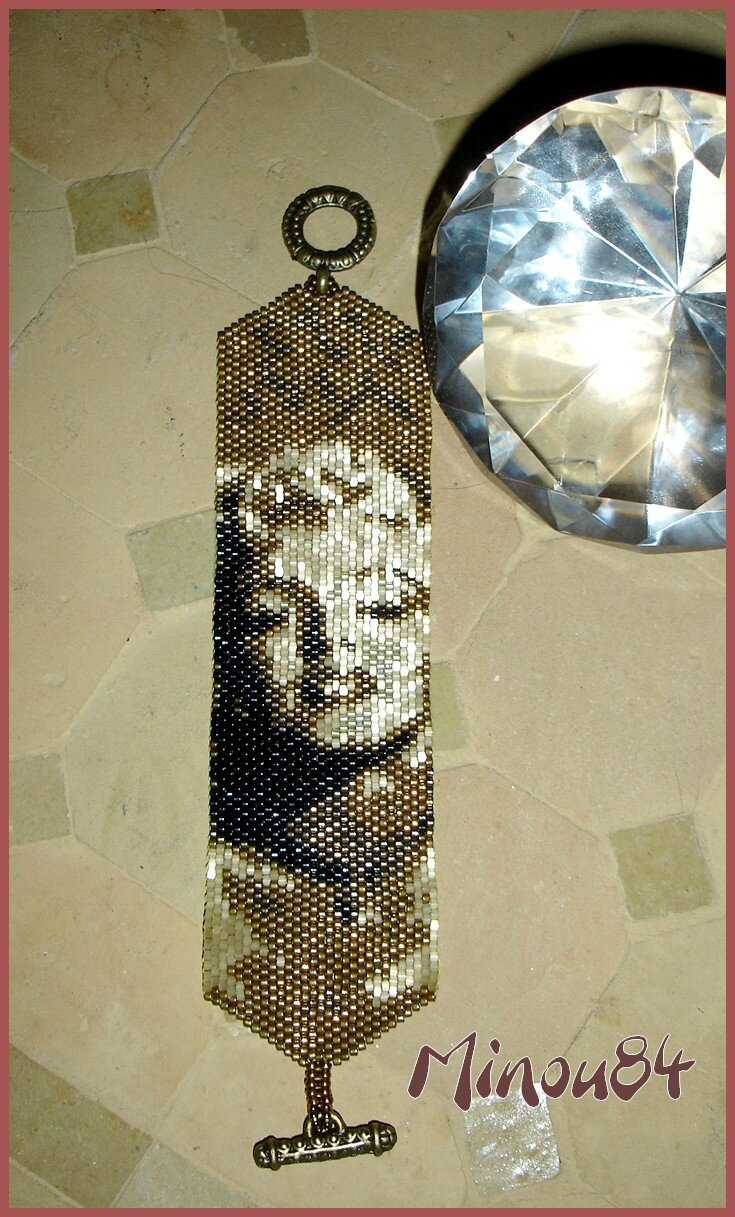 Manchette Marylin (grille Yunna)