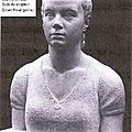 Lettre de Denise à Philippe, Paris, dimanche 17 avril 1932