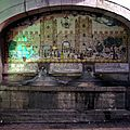 Barcelone - Sant Antoni, fontaine_6317