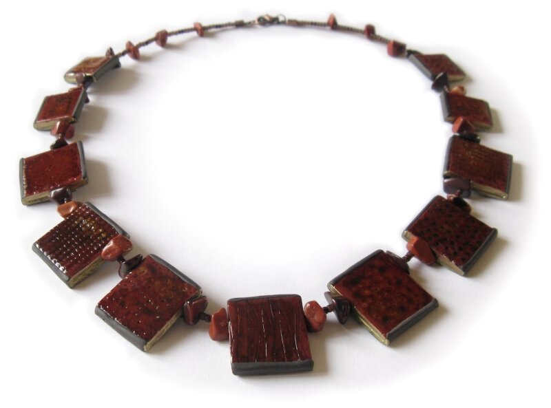 Collier rouge - 18/02/11