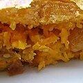 Recette testée de cléa : dartois aux carottes