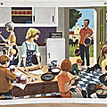Collection ... <b>Affiche</b> EN FAMILLE (1967) * Nathan