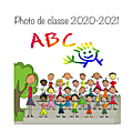 Photos de classe <b>2020</b>-<b>2021</b>
