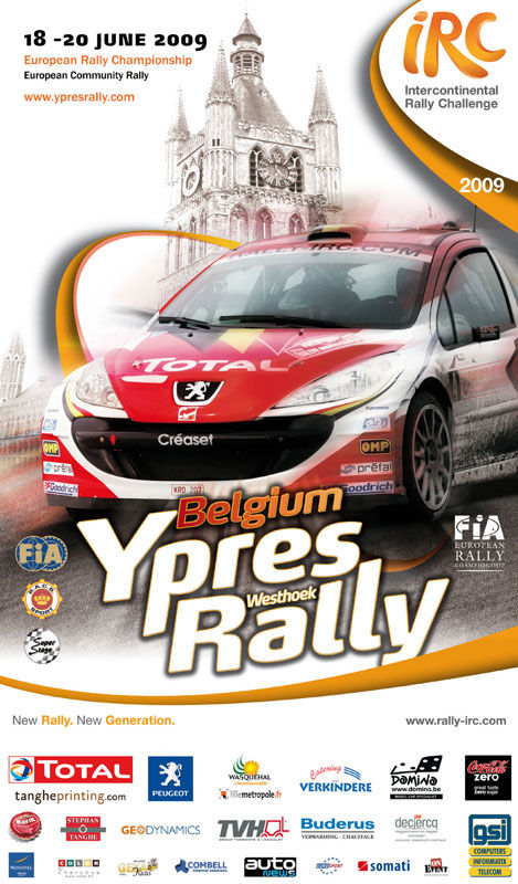 Ypres Rally 2009 1