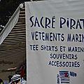 SACRÉ PIRATE Île de Brehat <b>Côtes</b>-<b>d</b>'<b>Armor</b> vêtement