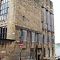 Mackintosh- glasgow school of art