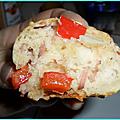 Petits pains pizza par nicolas