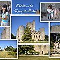 Visite au château...