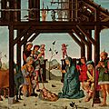 Rare early Renaissance painting by Circle <b>of</b> Ercole de' Roberti now on view at <b>the</b> Art Gallery <b>of</b> Hamilton